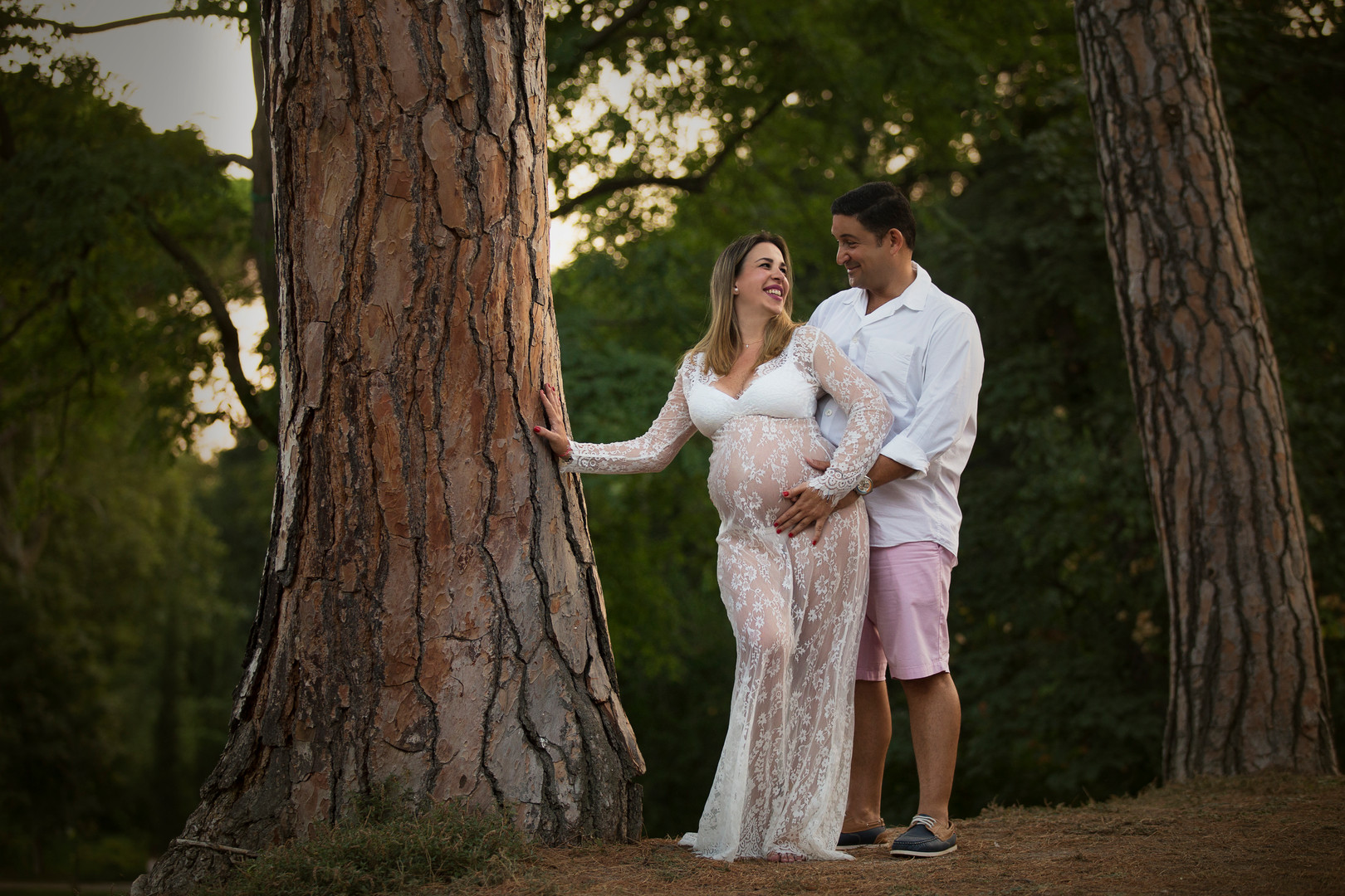 Nuria Bosque Photography Maternity Photo