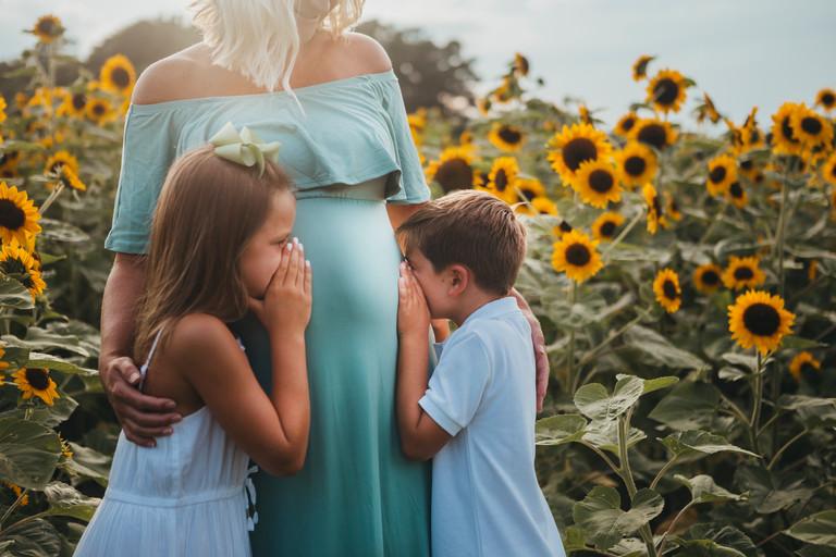 Nuria Bosque Photography Maternity Photo