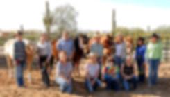 TRRFCC Volunteers
