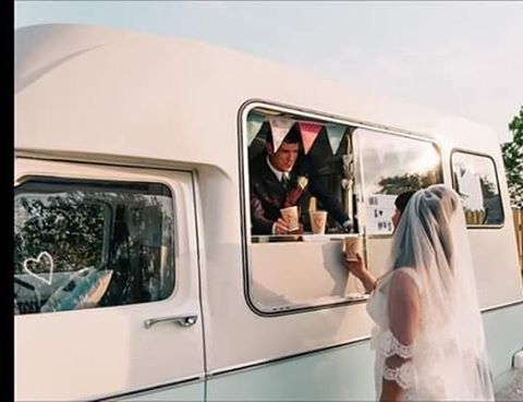 #wedding #weddingdress #dress #suit #bigday #bedfordvan #classiccars #coffee #gourmet #love #special