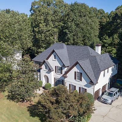 5024 Chapel Hill Aerial Drone images