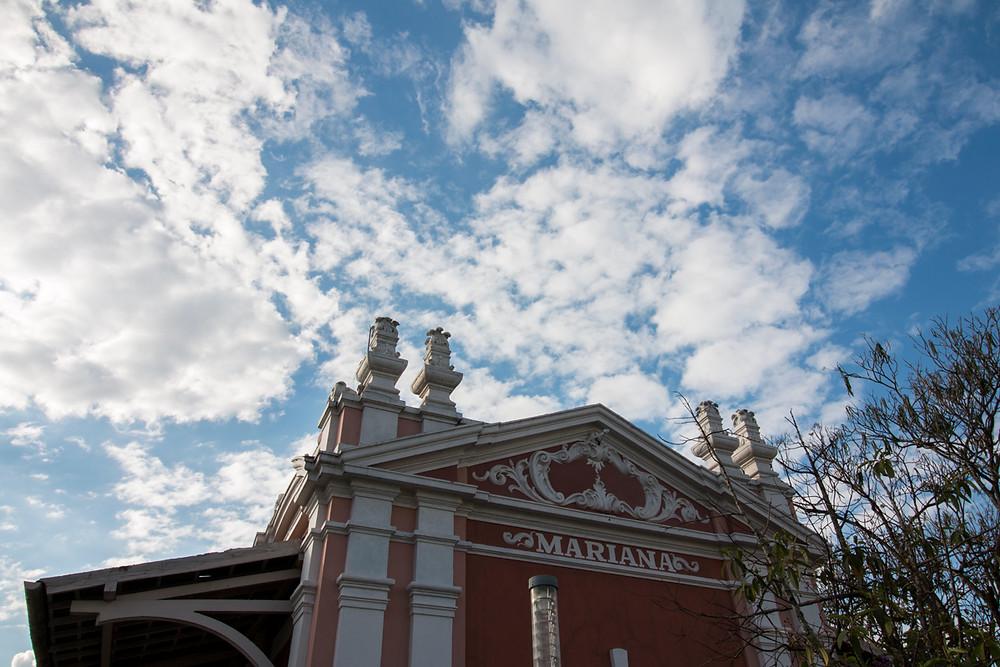 Estação de trem de Mariana