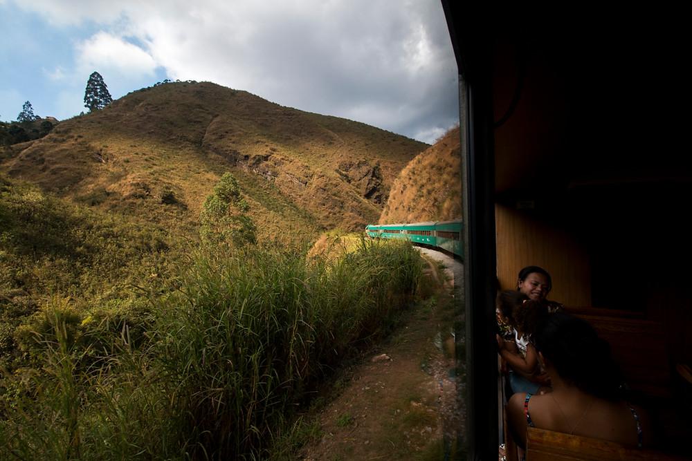 Trem Ouro Preto/Mariana