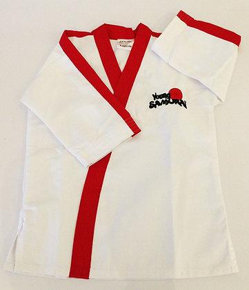 Preloved Young Samurai Uniform