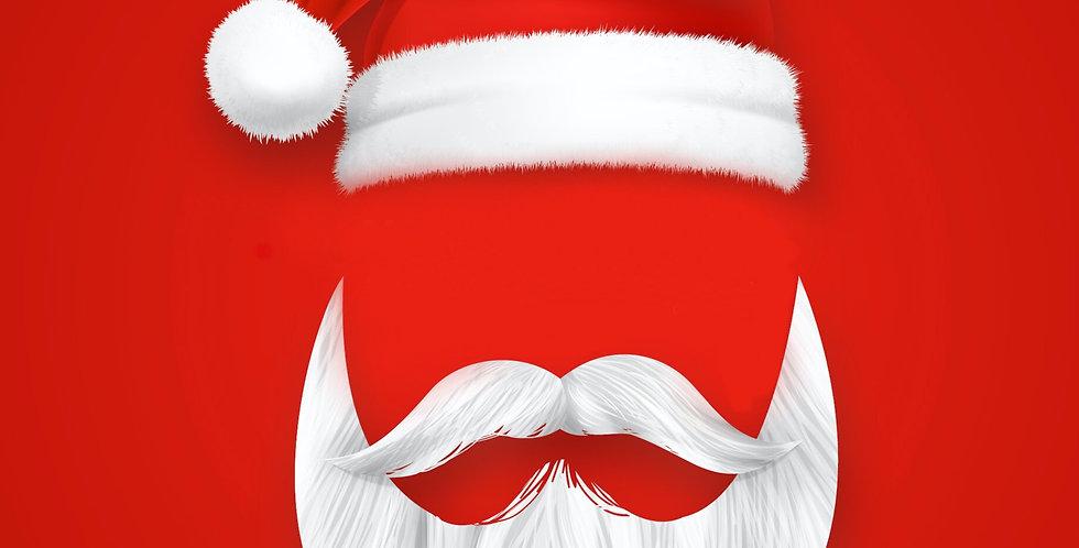 Doorstep Santa Visit