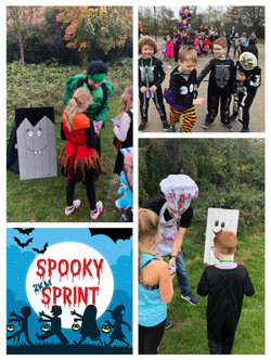 Spooky Sprint 2018