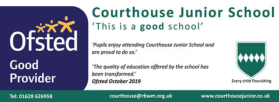 Courthouse Ofsted banner.jpg