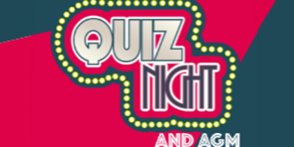 AGM & Quiz Night