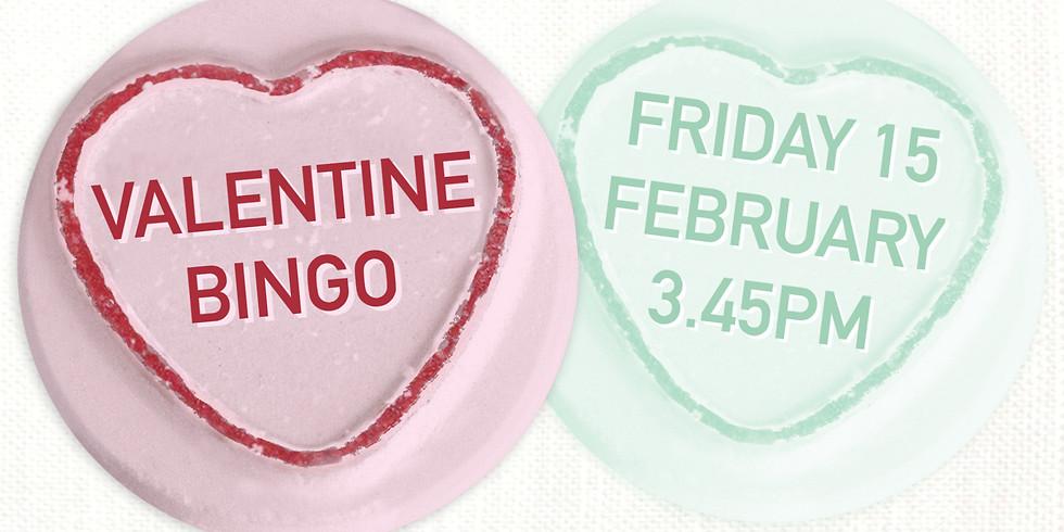 Valentine's Bingo