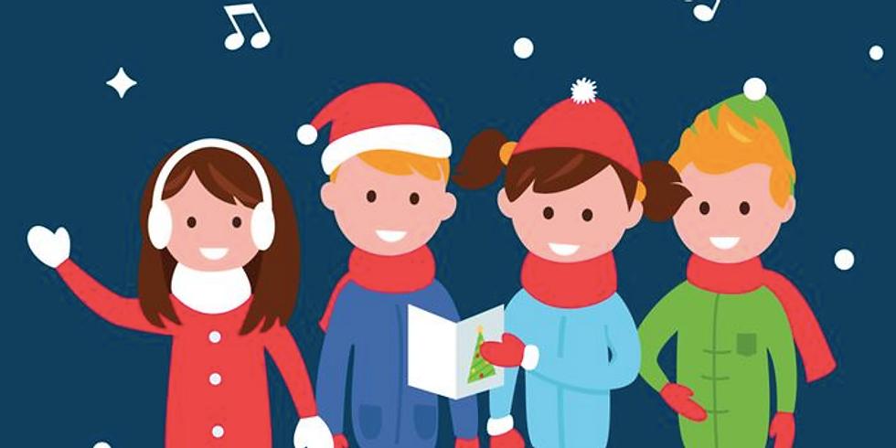 Christmas Carols with the Courthouse Choir