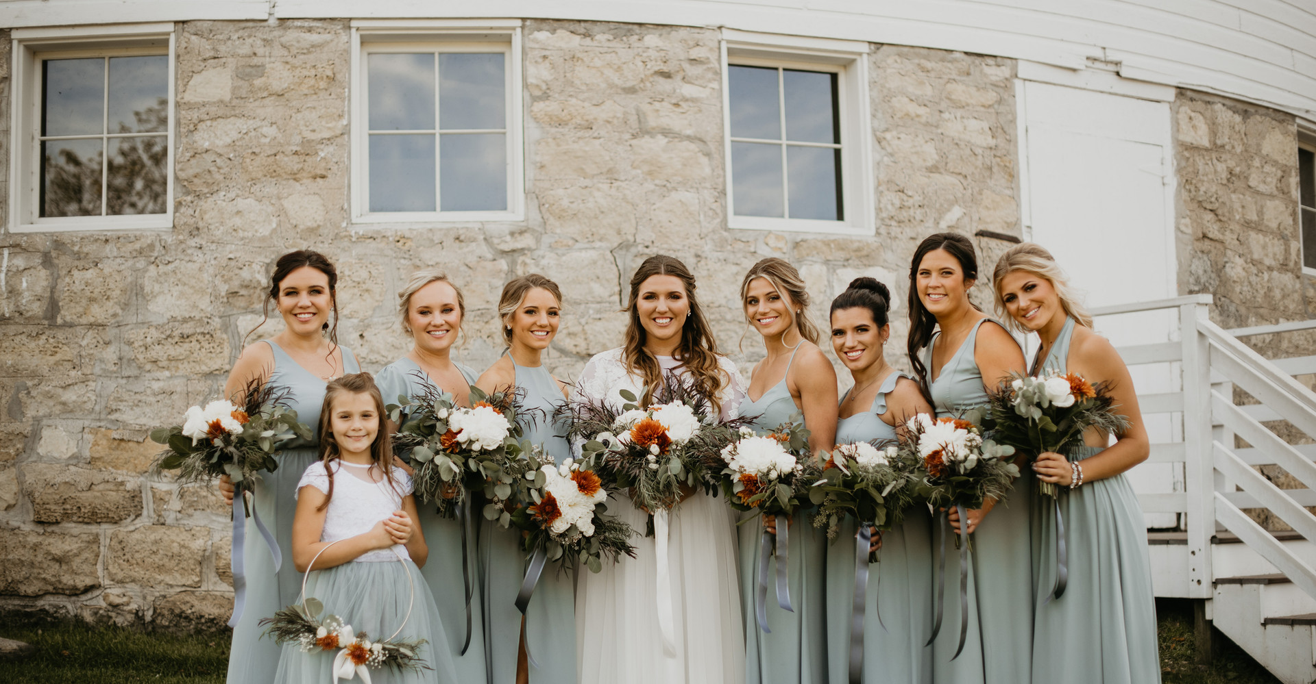 Lydia & her girls