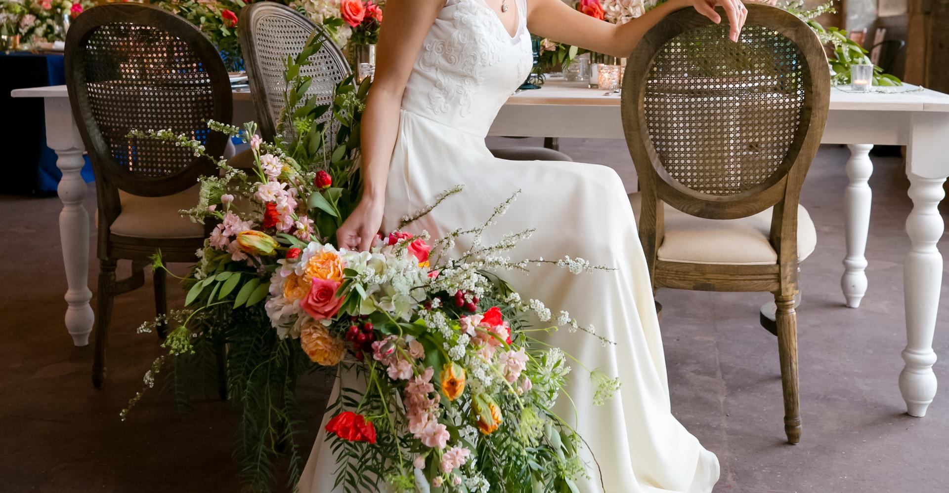 Loring Social wedding