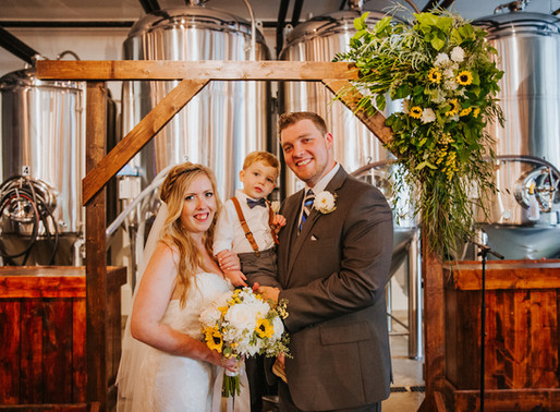 A fall wedding to remember