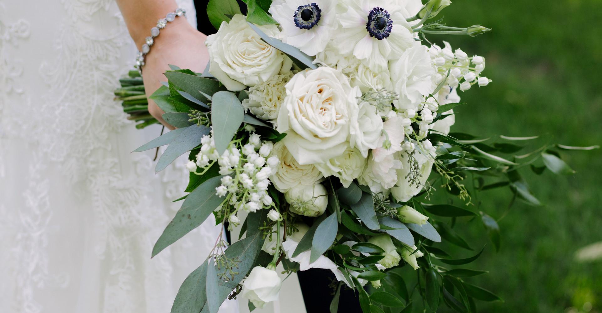 Bridget's bouquet