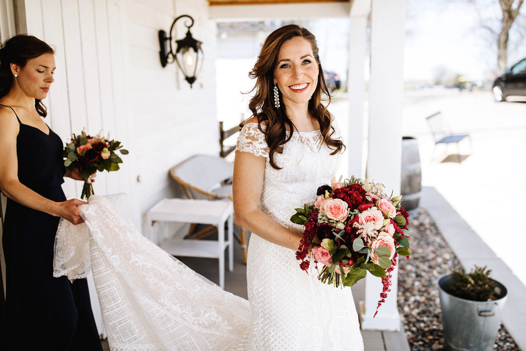 Rachel & Tyler's Day at Legacy Hill