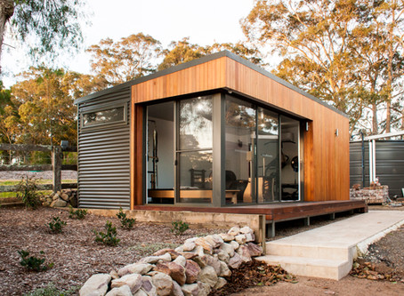 Granny flats & extended living