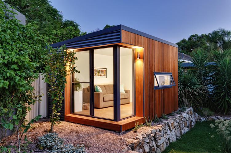 inoutside garden studio