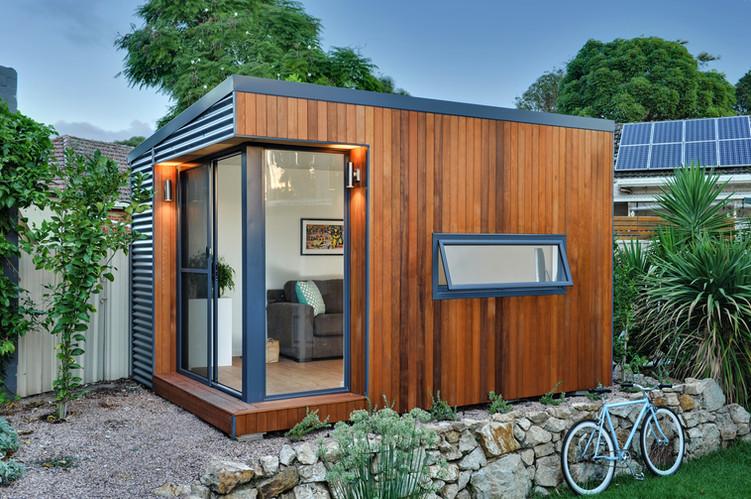inoutside garden studio - Cooba design
