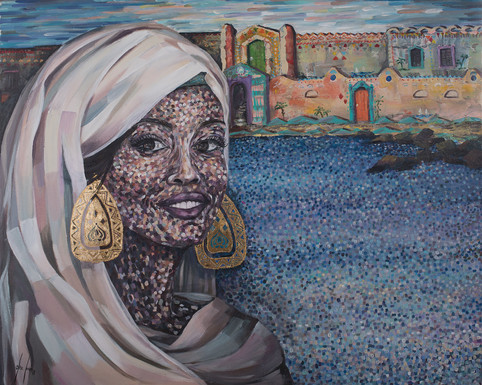 Nubian Simle