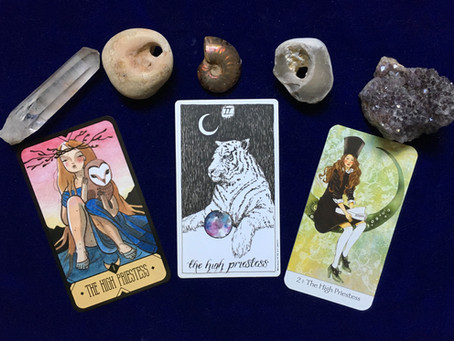 Thoughts on Tarot - Expectations