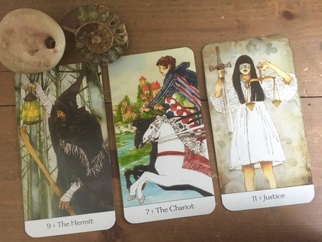 What's next for me tarot-wise?