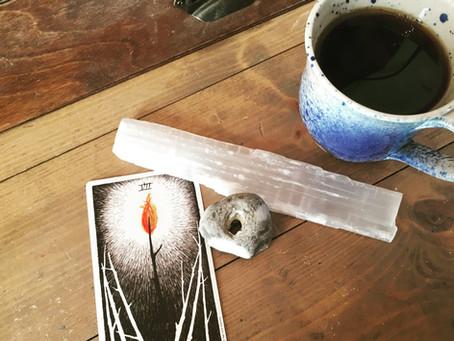 Daily Tarot Advice: 7 Wands - The Wild Unknown Tarot