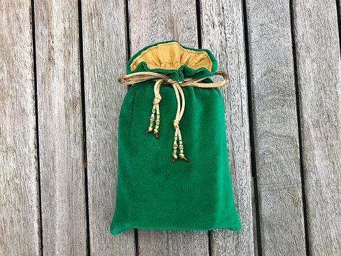Emerald / Deep Gold