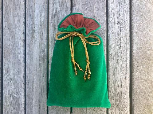 Emerald / Terracotta