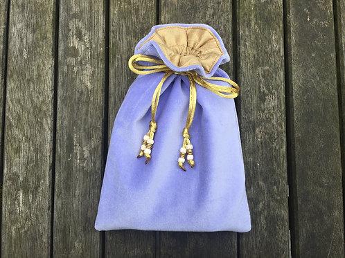 Lilac / Antique Gold