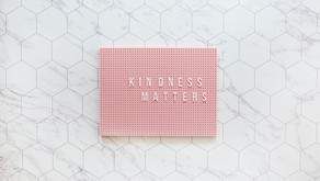 Kindness Will Save the World