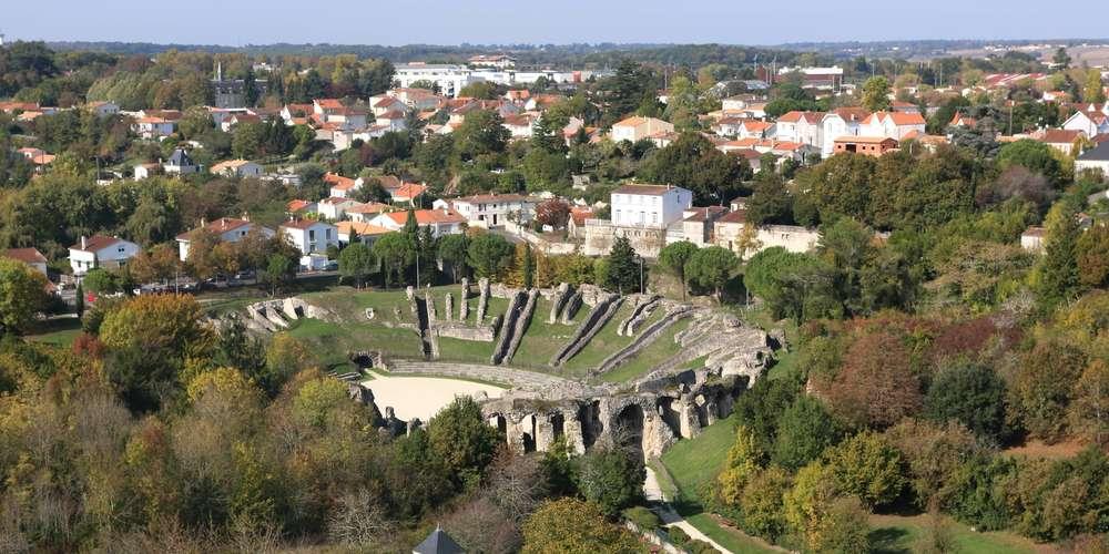 Ville historique: Saintes