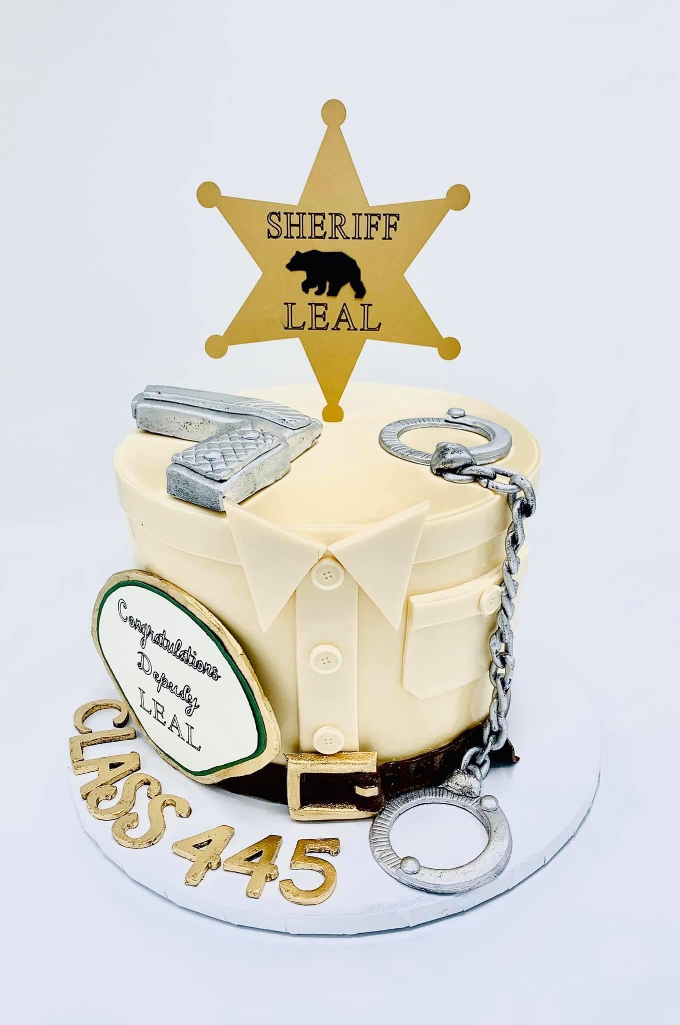 Deputy Cake