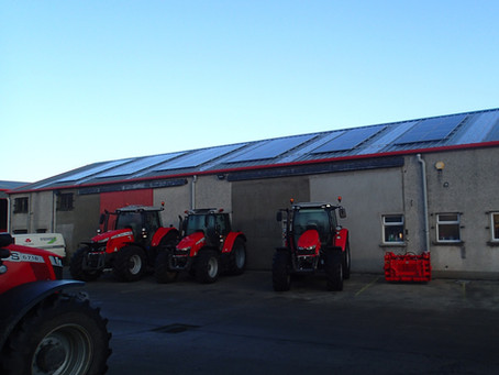 12kWp designed to perform