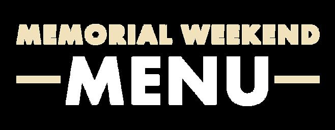 memorial weekend menu.png