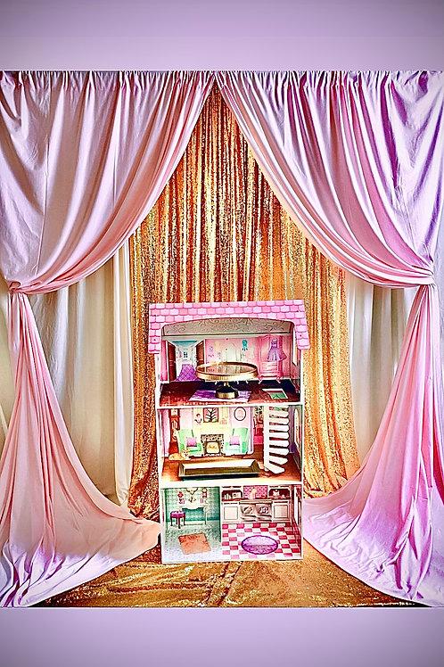 Doll House Dessert Table