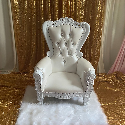 Baby Throne Chair