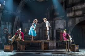 """""""Alice By Heart"""" at MCC Theater"""