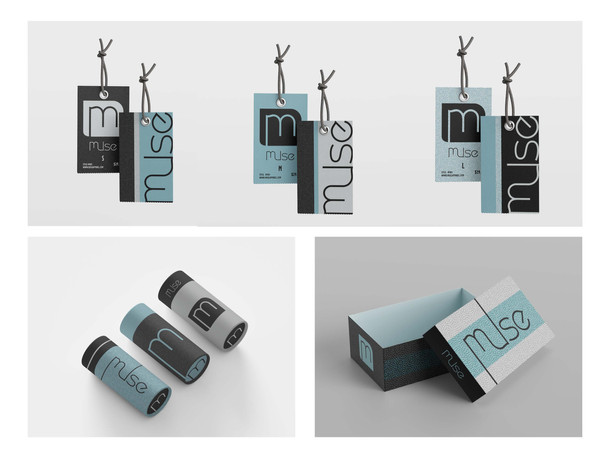 Muse Tags & Tubes