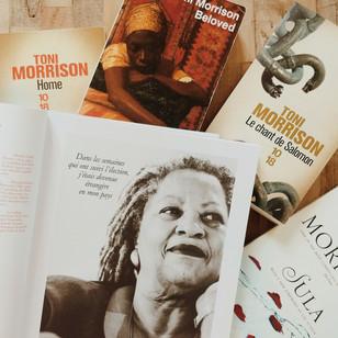 Merci Toni Morrison