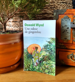 Une Odeur de gingembre - Oswald Wynd