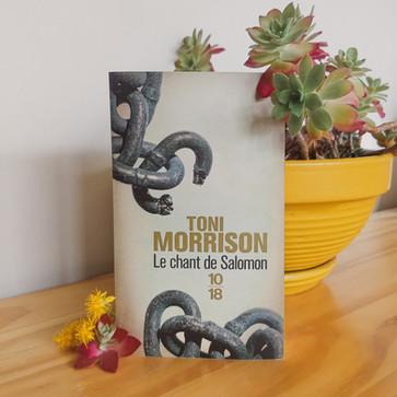 Le Chant de Salomon - Toni Morrison