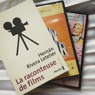 La Raconteuse de films - Hernán Rivera Letelier