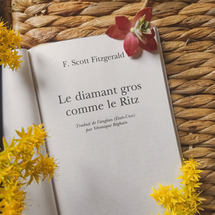 Le Diamant gros comme le Ritz - F. Scott Fitzgerald