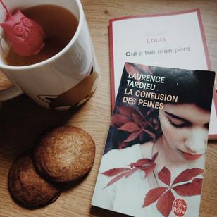 Lectures croisées : Qui a tué mon père (Edouard Louis) et La Confusion des peines (Laurence Tardieu)