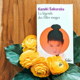 La Légende des filles rouges - Kazuki Sakuraba