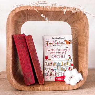 La Bibliothèque des cœurs cabossés (K. Bivald)... et l'importance d'écouter ses envies de lecture !