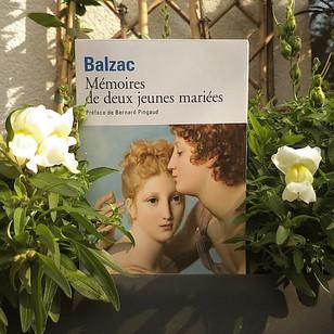 Mémoires de deux jeunes mariées - Honoré de Balzac