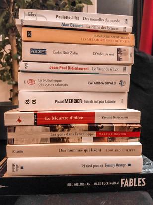 Le livre dans le livre, la lecture dans la lecture (club lecture #17)
