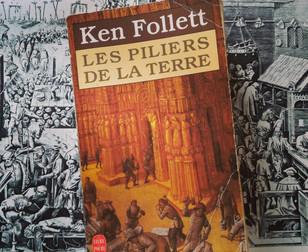 Les Piliers de la terre, Ken Follett