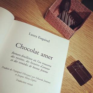 Chocolat amer - Laura Esquivel